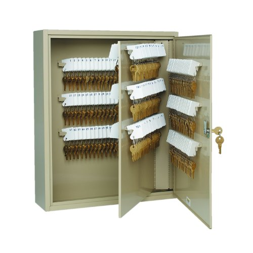 MMF Industries Uni-Tag 240 Key Cabinet, 1 Each (201924003)