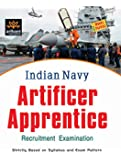 Indian Navy Artificer Apprentice Recruitment Exam Study Package (Old Edition)
