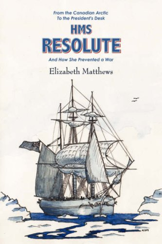 Book cover for HMS Resolute