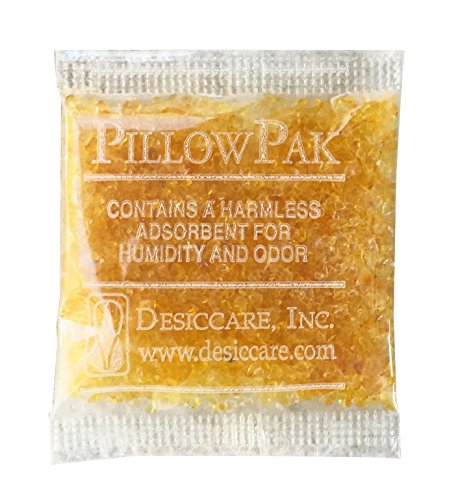 Pillow Indicating Packets Desiccants Chloride product image