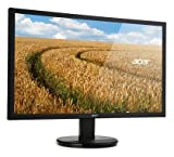 Acer K202HQL 19.5' LED Monitor with HDMI & VGA Ports - HD 1366 x 768 Resolution - 200 Nits - 5 MS Response Time - 60 Hz - 3 Years Warranty