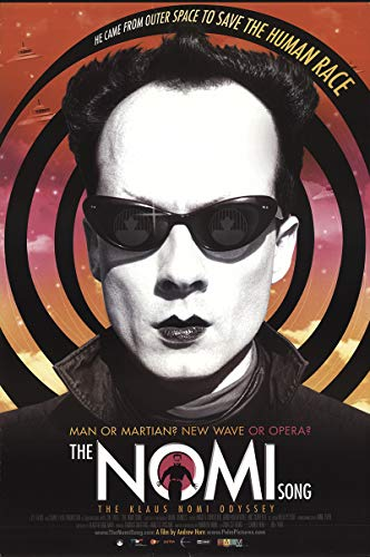 The Nomi Song 2004 Authentic 27