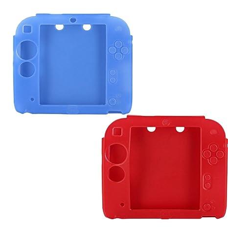 Keklle Lilyy - Carcasa de Silicona para Nintendo 2DS: Amazon ...