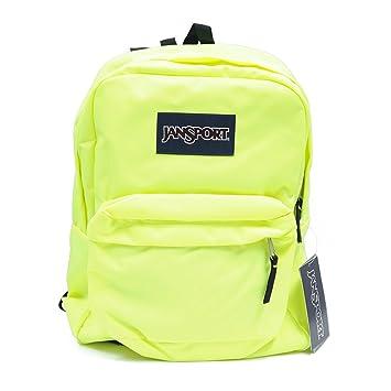 Amazon.com: Jansport Superbreak Backpacks (Yellow): Sports & Outdoors