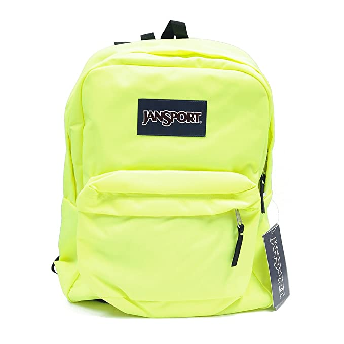 9e94faea838f Amazon.com  Jansport Superbreak Backpacks (Yellow)  Sports   Outdoors