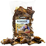 Cheap Vet Recommended – Beef Rawhide Chips | Quality Rawhides for Dogs – Long Lasting Dog Chew – USA Beef (2-lb Bag)