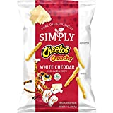 Simply Cheetos Crunchy, White Cheddar, 8.5oz