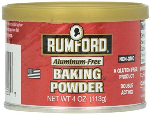 Rumford, Baking Powder, 4 oz (Free Baking Powder)