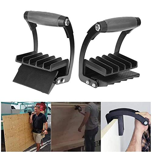 Graven Practical Free Hand Easy Gorilla Gripper Panel Carrier Handy Grip Board Lifter Plywood Carrier Home Furniture Accessories