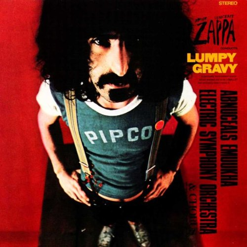 Image result for frank zappa lumpy gravy
