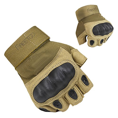Work Gloves Men Protection Gloves for Hiking Cycling Climbing Outdoor Camping Sports