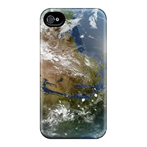 Xjs8802hqCW Kristyjoy99 Awesome Cases Covers Compatible With Iphone 4/4s - A Planet Like Earth
