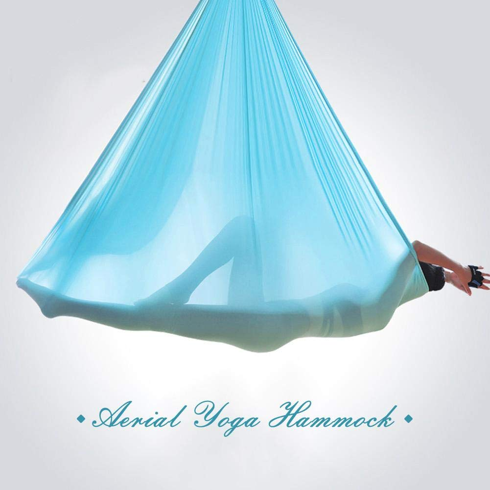 Furnoor 500 * 280 cm Durable Nylon Fabric Aerial Yoga ...