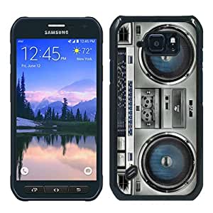 Boombox 2 black for Samsung Galaxy S6 Active Phone Case