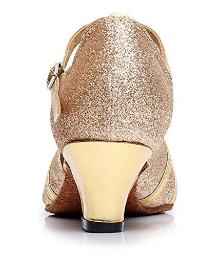 Oro 5cm MGM Ballerine Donna Gold Joymod 35 ZqOnpB