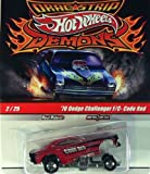 "Hot Wheels Drag Strip Demons, #25 of 25, Justin Grant's ""Don Schumacher's Stardust"""