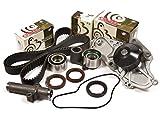 02 honda odyssey timing kit - Evergreen TBK286HWPT 00-04 Acura Honda Pilot Odyssey J32A J35A Timing Belt Kit Water Pump