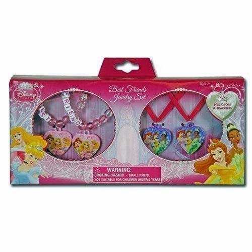 (Disney Princess Best Friends Jewelry Set)