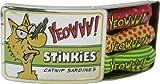 Yeowww Tin of Stinkies, 3 in a Sardine Tin, My Pet Supplies