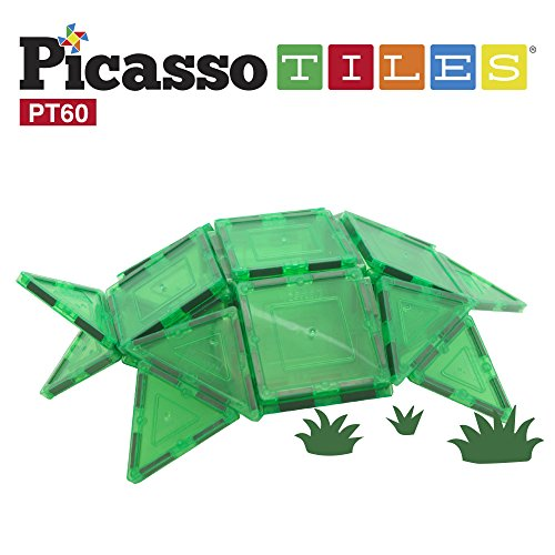 Review PicassoTiles 60 Piece Set