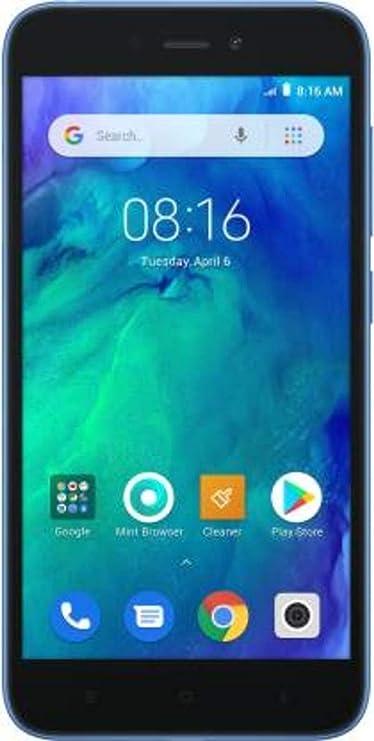 Mi Redmi Go  Blue, 16  GB   1  GB RAM  Smartphones