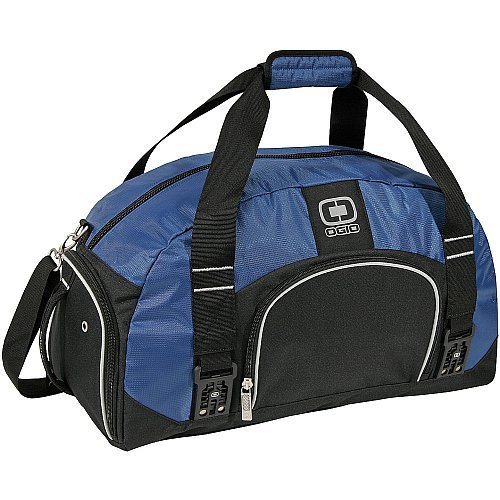 Ogio Big Dome Duffel Bag (Royal)