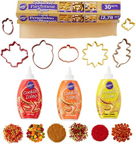 Wilton 2106 0 0049 Cookie Decorating Assorted product image