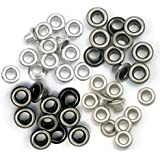 We R Memory Keepers We R Memory Keepers Eyelets Cool Metal, Standard, 60 Piece Pack