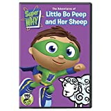 SuperWhy!: The Adventures of Little Bo Peep and Her Sheep DVD