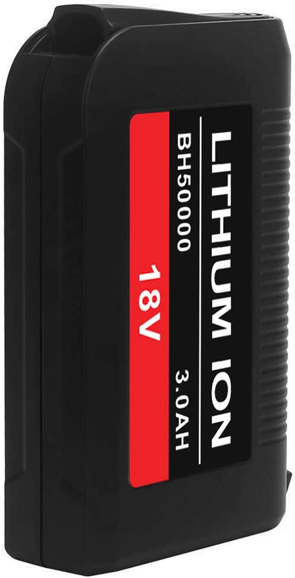 Advtronics 18V BH50000 Battery Compatible with Hoover Linx 18 Volt Lithium Ion Hoover 302723001 Battery Hoover BH50010 Battery Hoover BH50015 Battery (3.0Ah)