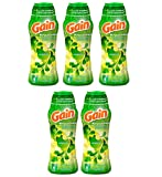 Gain FvJws Fireworks In-Wash Scent Booster, Original, 26.5 Oz (5 Pack)