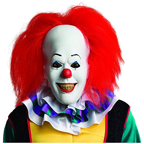 Rubie's Men's It Pennywise Adult Mask, Multi, One Size