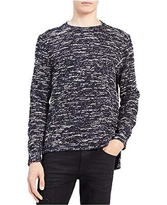Calvin Klein Jeans Men's Boucle Sweater