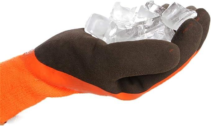 Festnight Gants de travail WonderGrip WG-338 Thermo Plus r/ésistant au froid Double couche