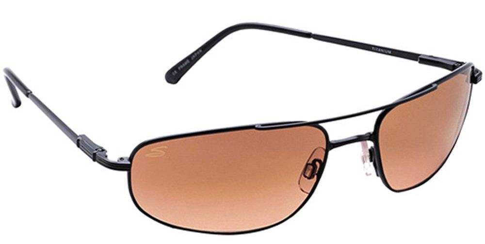 Serengeti Velocity Drivers Gradient Sunglasses (Aviator)