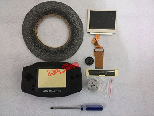 Nintendo Gameboy Advance GBA Backlit AGS-101 Upgrade Modify Tool kit Pack