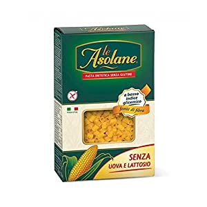 Le Asolane Fonte Di Fibra Pasta Senza Glutine Ditalini 250 G
