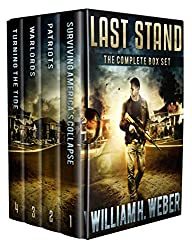 Last Stand: The Complete Four-Book Box Set (A Post-Apocalyptic, EMP-Survival Thriller)