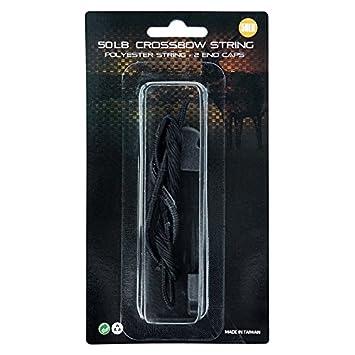 BKL1/® Ersatzsehne und Endkappen 50 LBS Pistolenarmbrust Armbrust Sehne