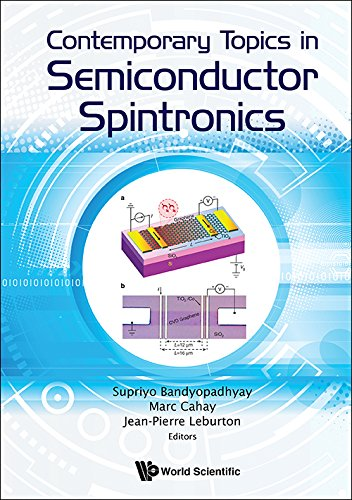 Image for publication on Contemporary Topics in Semiconductor Spintronics