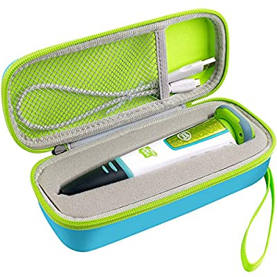 PAIYULE Case Compatible with Leapfrog LeapStart Go System. Storage Holder Fits for USB Cable and Other Accesories (Box Only): Toys & Games