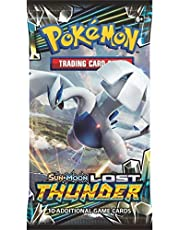 Pokémon POK81455 Pokemon-Lost Thunder Booster Packet (Pack May Vary)