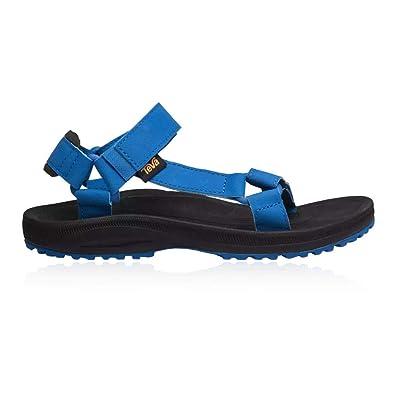 91c1a516d Teva Winsted S Walking Sandal Blue  Amazon.co.uk  Shoes   Bags