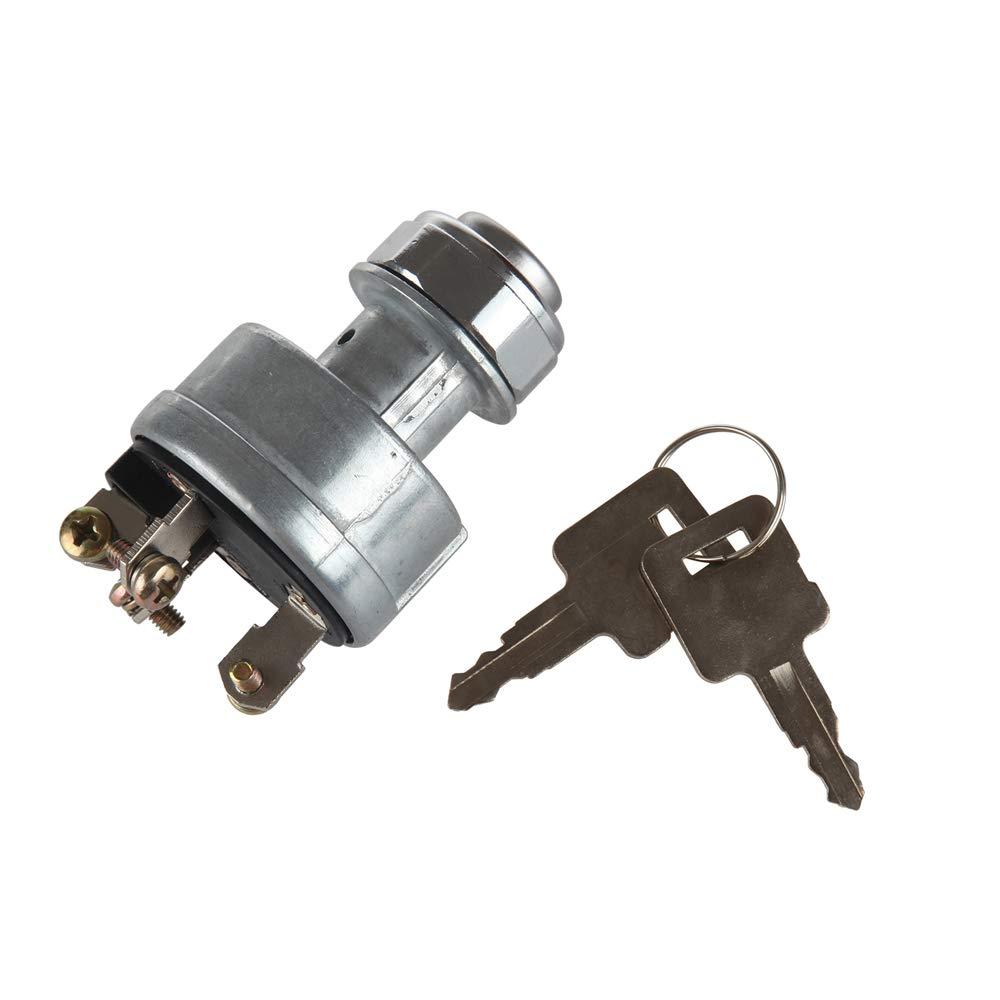 D250E D300E D350E 9G7641 New Ignition Switch with 2 Keys Fits Caterpillar Cat