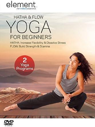 Element: Hatha & Flow Yoga for Beginners [DVD]