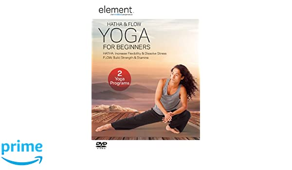 Element: Hatha & Flow Yoga for Beginners DVD Reino Unido ...