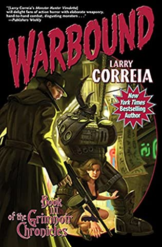 book cover of Warbound