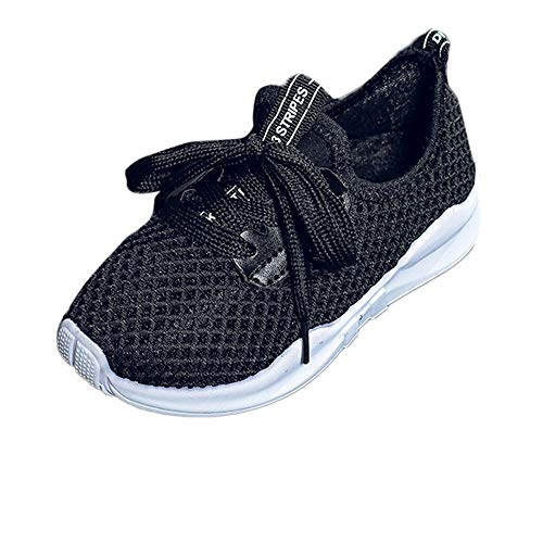PENGYGY Toddler Children Girl Boy Letter Sport Running Shoes Sneaker Mesh Shoes by Pengy--Shoes