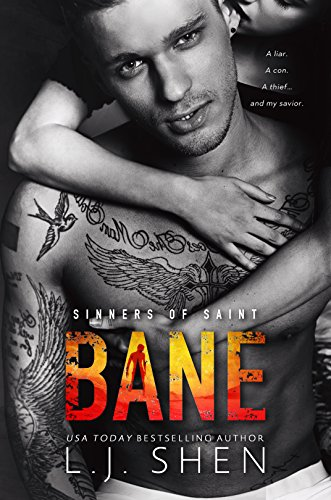 Bane (Sinners of Saint Book 5) cover