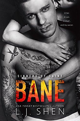 Bane (Sinners of Saint Book 5) by [Shen, L.J.]